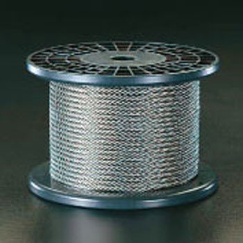6mm x 50m Stainless Steel Wire Rope