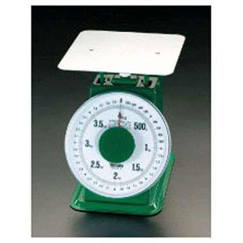 4kg Flat plate weighing scale