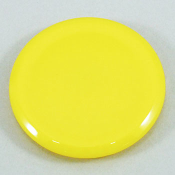 50mm magnet (yellow)