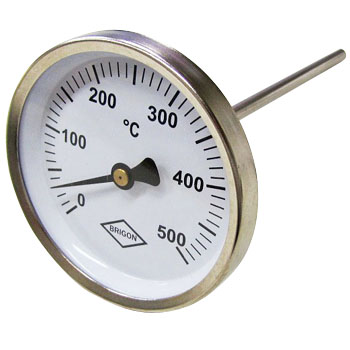 Bimetal Thermometer 150mm