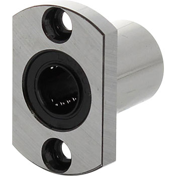 Linear Bush two side cut flange type