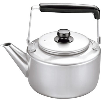 Anodized large kettle