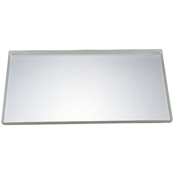 Aluminum shock freezer top plate