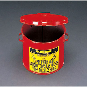 Safety dust cans