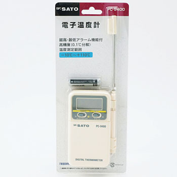 Digital Thermometer Pc-9400