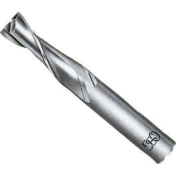 Two cutting blades Medium End mill (EDN)