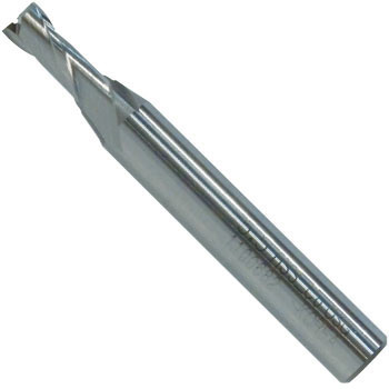 Two blade Short End mill (EDS)