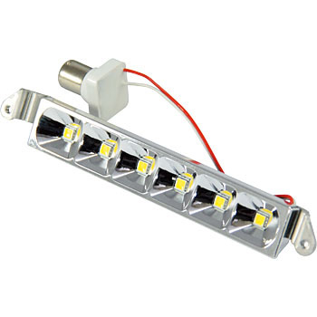 LED6 UNIT 12/24V White/Amber VS-L202VY-1