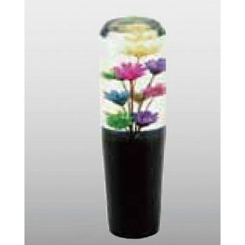 FLOWER SHIFT KNOB 100L 12x1.25 30phi 2AD