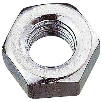 Hex Nuts A, Iron / Uni-Chromium