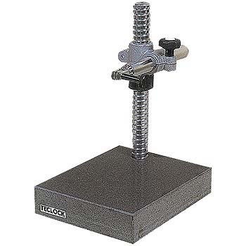 Square screw arm movable type granite stand