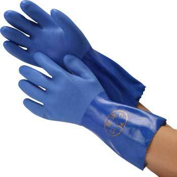 Oil Resistant Long Vinyl Chloride Gloves