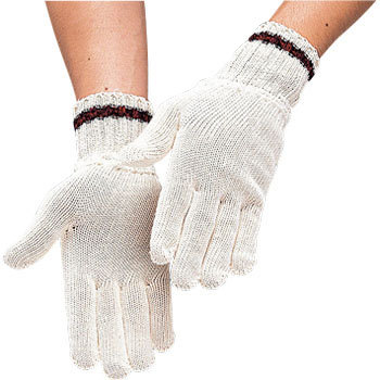 Pure Cotton Cuffs Gloves