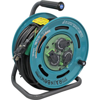 RAINBOW Cutlet Cord Reel