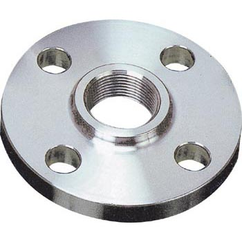Screw Flange Stainless Steel JIS Standard