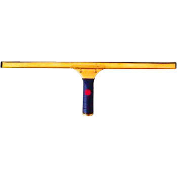 Pro Tech Glass Squeegee, With A True Brass Grip