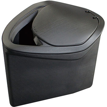 FIT-only side BOX for Trash passenger seat