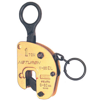 Vertical Lifting Clamp, Safe Lock Type