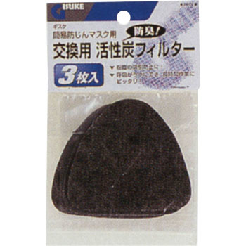 Simple Dust Masks, Replacement Activated Charcoal Filter