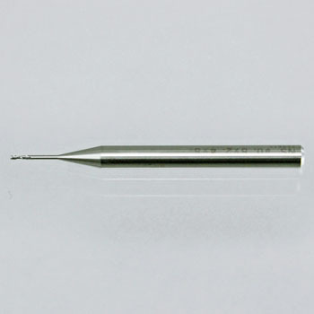 End mill for resin use