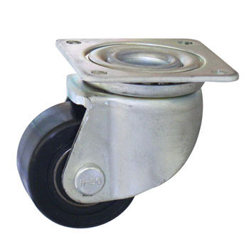 Heavy Load Caster, Nylon Wheels