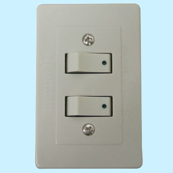 Square Tumbler Switch
