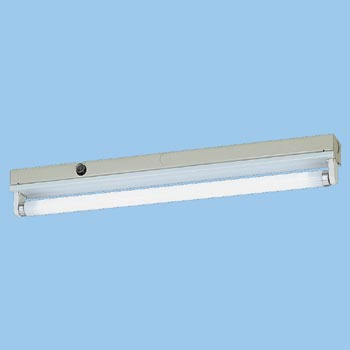 Ceiling Fluorescent Lamp Base, No Shade, FL20 Type x1 Glow Type High Power Factor