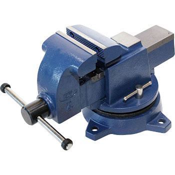 Bench vise (made of ductile cast iron)