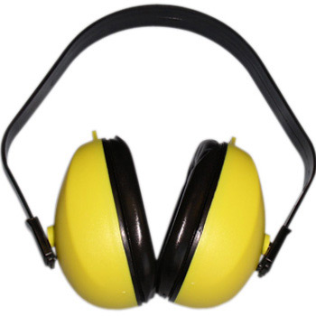 Ear Muffs, Yellow
