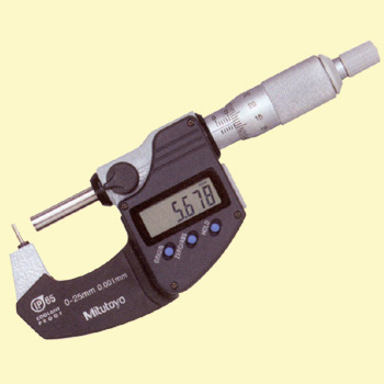 Bar and Sphere attached Micrometer Mitutoyo Spherical micro