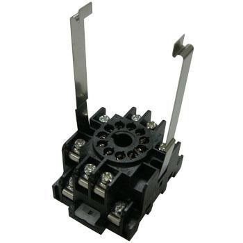Rail Mounted Socket Wiring on