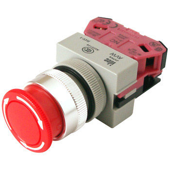phi 22 Tw Series for Emergency Stop Push Button Switch