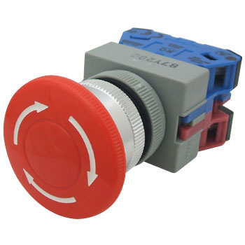 phi 22 Tw Series Push Button Switch Large