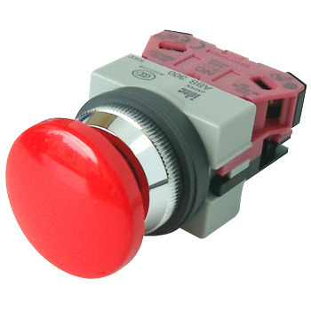 phi 25 Tws Series Push Button Switch, Large Type