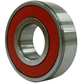 Single-Row Deep Groove Ball Bearing No. 6000 Stand 2Nse, Both-Sides Contact Rubber Seal Type
