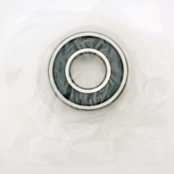 Single-Row Deep Groove Ball Bearing No. 6200 Stand Vv, Both-Sides Non-Contact Rubber Seal Type
