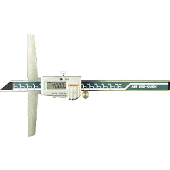 Digital long Depth Gauge 150mm base length 150mm