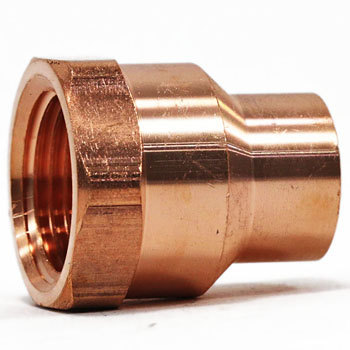 Copper Female Thread Adapter M153