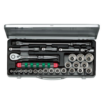 12.7sq Socket Wrench Set