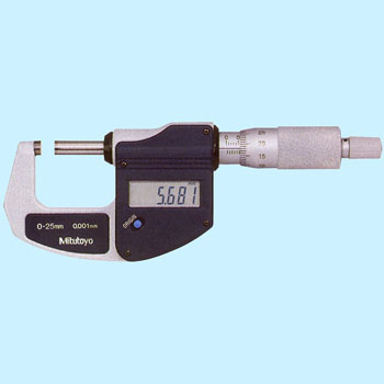 Digimatic External Micrometer