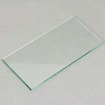 White Glass, Transparent