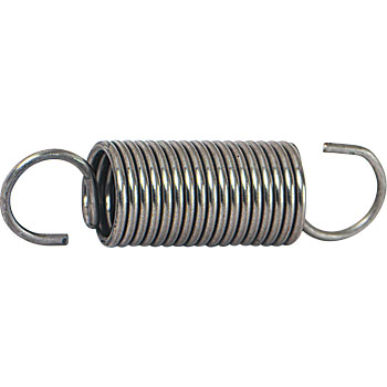 Precision tension spring (22 - B 120 to 22 - B 444)