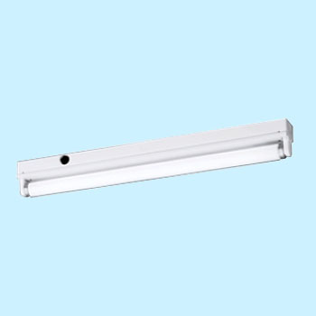 Ceiling Fluorescent Lamp Base, No Shade, FL20 Type x1 Glow Type