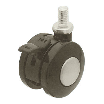 Two Wheels Caster Stopper Bolt Type, T-Type