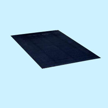 Rubber mat for carrier