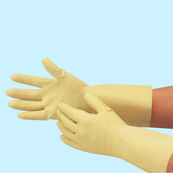 Natural Rubber Gloves Thin