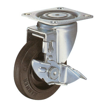 Quiet sound (noise prevention) type Casters 413 BBS