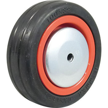 The wheels (rubber (B ON) wheel) 434MB-RB
