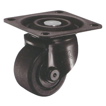540H Swivel Caster, Nylon, With Ball B, Wheel, For Low-Floor Heavy Weight Loads