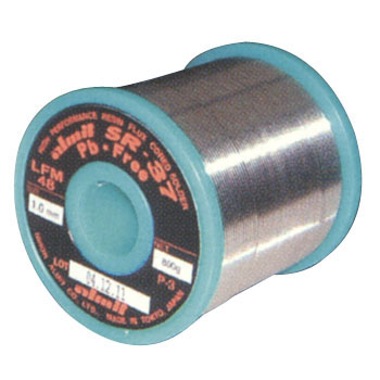 Lead Free Solder, Preventing Scattering Type